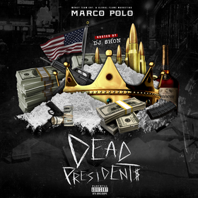 Dead President$ Marco Polo front cover