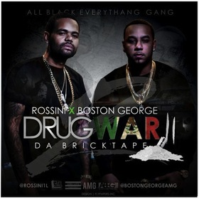 Drug War 2 Boo Rossini front cover