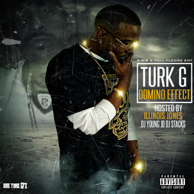 Domino Effect Turk G front cover