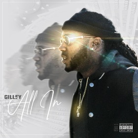 ALL IN GILLEY front cover