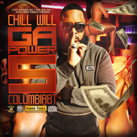 GA Power Vol. 5 CHILL iGRIND WILL front cover