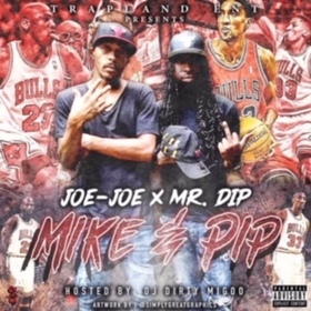 Mike & Pip Joe-Joe & Mr.Dip front cover