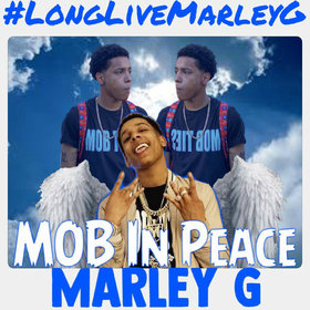 MOB In Peace Marley G TyyBoomin front cover