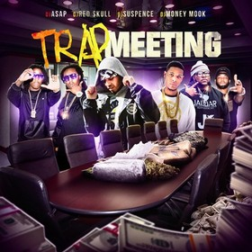 Trap Meeting DJ Suspence front cover