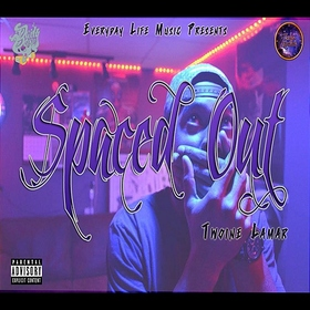 #Spaced Out TIMELE$$ KR8ATIVE RECORD$ front cover