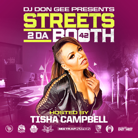 Streets 2 Da Booth 42 DJ Don Gee front cover