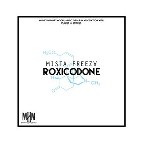 Roxicodone Mista Freezy front cover