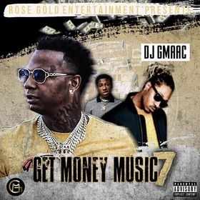 Get Money Music 7 DJ GMAAC front cover