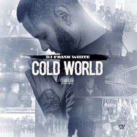 Cold World DJ Frank White front cover