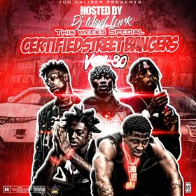 This Weeks Certified Street Bangers Vol.80 DJ Mad Lurk front cover