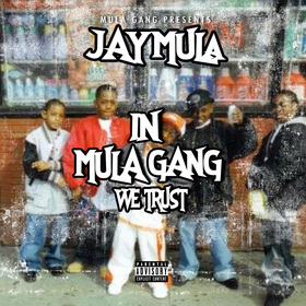 In Mula Gang We Trust JayMula front cover