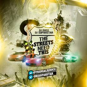 The Streets Need This Various Artists front cover