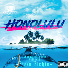 Honolulu Rizzo Richie front cover