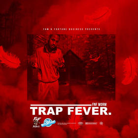 TRAP FEVER FNF WORM front cover