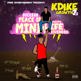 Growth 2 KDIKE front cover