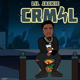 CRM4L Lil Jackie front cover