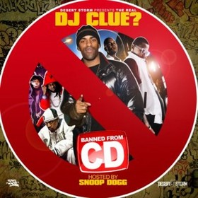 Va-dj clue banned from cd pt. 1-2015: free download, borrow.
