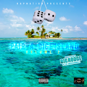 Pair-A-Dice Island Volume 2 Hosted By Big Rodge Of The American Animals RapNation front cover
