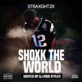 Shoxk The World Straxght2x front cover