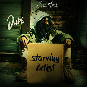 Starving Artist Dubb front cover
