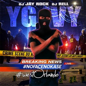 No Face No Kase YG Ivy front cover