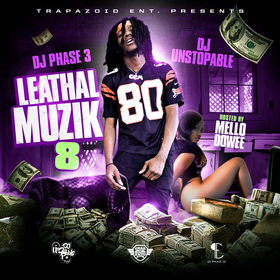 Leathal Muzik 8 by DJ Phase 3