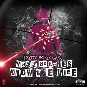 You Bxtches Know The Vibe Pretty Money Gang front cover