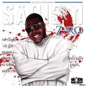 Sadism Z-Ro front cover