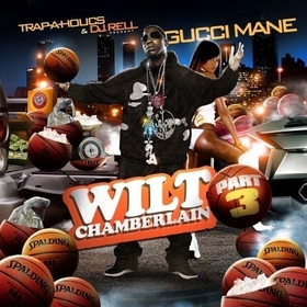 Wilt Chamberlain Part 3 Trap-A-Holics front cover
