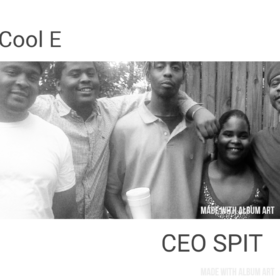 CEO SPIT Cool E front cover