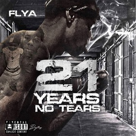 Flya- 21 Years No Tears DJ Konnect  front cover
