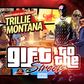 Gift To The Streets Trillie Montana front cover
