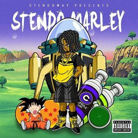 Stendo Marley EP Stendo Marley front cover