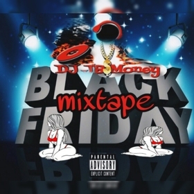 Black Friday Mixtape Various Artist front cover