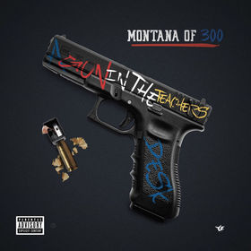 A Gun In The Teacher's Desk Montana Of 300 front cover