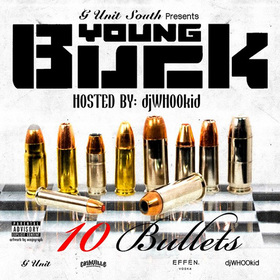 10 Bullets Young Buck front cover