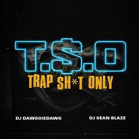 Trap Sh*t Only DJ Donny P front cover