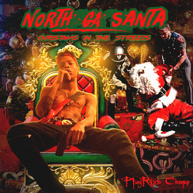 North Ga Santa:Christmas In The Streets Jimmy Rixh front cover