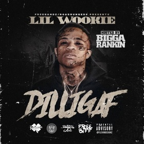 DILLIGAF Lil Wookie front cover