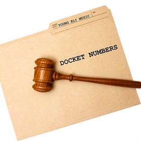 DOCKET NUMBERS Young Eli Music  front cover