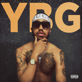 YBG THE MIXTAPE YBG LO front cover