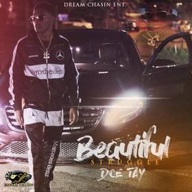 DCE Tay - Beautiful Struggle EP Dj E-Dub front cover