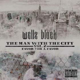 The Man With The City vol 2 Wellzblock front cover