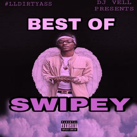 BEST OF SWIPEY (Hosted by DJ VELL) Swipey front cover
