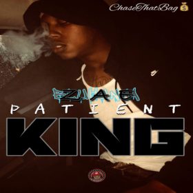 PATIENT KING King Zae front cover