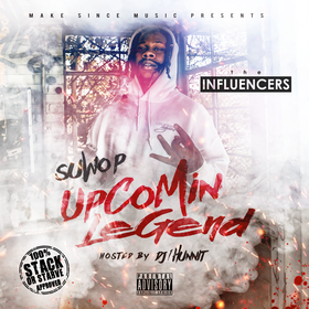 Upcomin Legend SuWop front cover