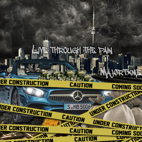 Live Through The Pain Major Txme front cover