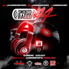 Smoked Out Radio 44 DJ Smoke front cover
