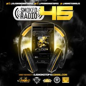 Smoked Out Radio 45 DJ Smoke front cover