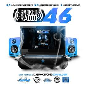 Smoked Out Radio 46 DJ Smoke front cover